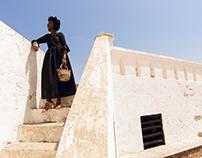 Janissa at Cape Coast Castle