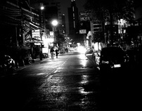 Bangkok- Dark City