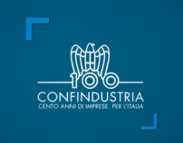 Confindustria minisite flash intro - 2010