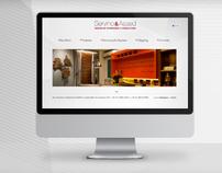 Servino e Assed Website