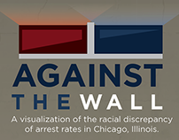 AGAINST THE WALL: Arrest rates by race in Chicago