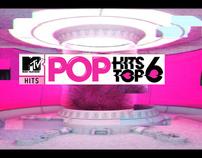 MTV Hits Top 6 Packaging