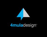 4mula design - Identity