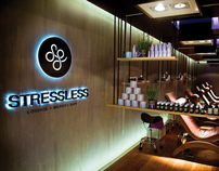 Stressless Lounge & Beauty Bar - Moscow
