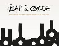 Vinilos BAP&Conde