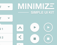Minimize - Simple UI Kit