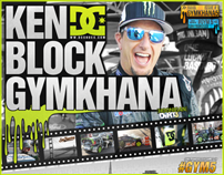 Gymkhana 5 (Promotional Cover)