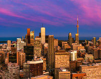 New Panoramic Cityscapes - Andrew Prokos Photography