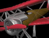 Avioneta 3D