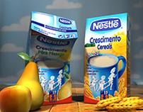 Nestlé Fruit Milk