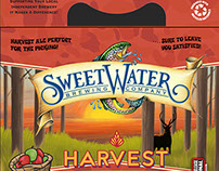 SweetWater Brewing Company Product Design