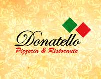 Donatello: Pizzería & Ristorante
