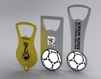 World Cup Bottle Openers
