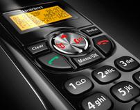 Uniden Phone CG