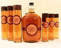 Maví Puerto Rico Root Beer