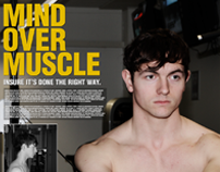 Mind Over Muscle (Magazine Ad)
