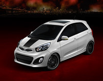 Kia Picanto Wallpaper