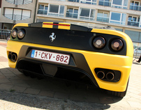 Cavallino Rampante Ferrari meeting 2012