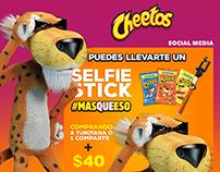 Cheetos Promo Social Media