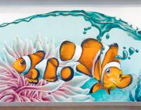 COMAU / Mural