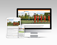 Webdesign Voetbal & Keepers Academie