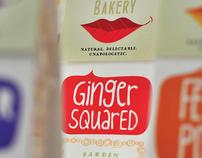 Botanical Bakery Brand Makeover and Package Design