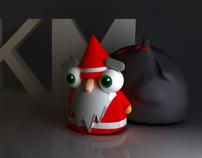 Ykm 3d toy