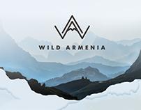Wild Armenia Logo Design