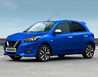 Nissan March/Micra Facelift LATAM
