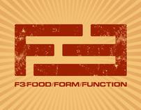 'F3' Branding