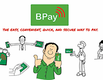 Doodle Whiteboard Animation For BPay