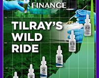 Tilray's Wild Ride