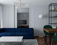 Classic flat