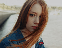 A series of portraits: Alyona