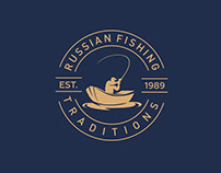 Volzanka - russian fishing traditions