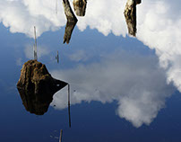 ,,Reflections in Clouds''