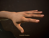 Realistic Hand