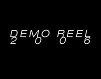 DEMO REEL 2005