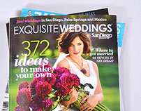Exquisite Weddings (Fall 2013)
