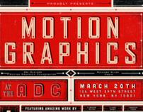 ADC SVA Poster