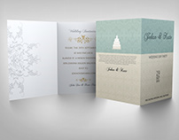 Wedding Invitation Card Template Vol.17
