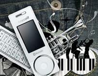 Samsung X838