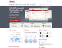 InMobi Corporate Website