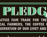 Pledge Menu (2011)