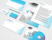 Curaconnect Medical - Branding