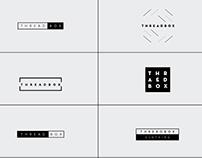 Logo Design Options for ThreadBox
