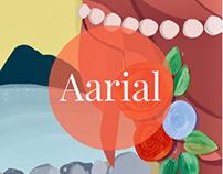 Aarial | outside water