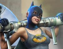 2011 Projects B, Gotham City Impostors
