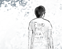 Find the way out