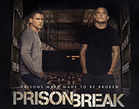 prison Break (unoffical poster )